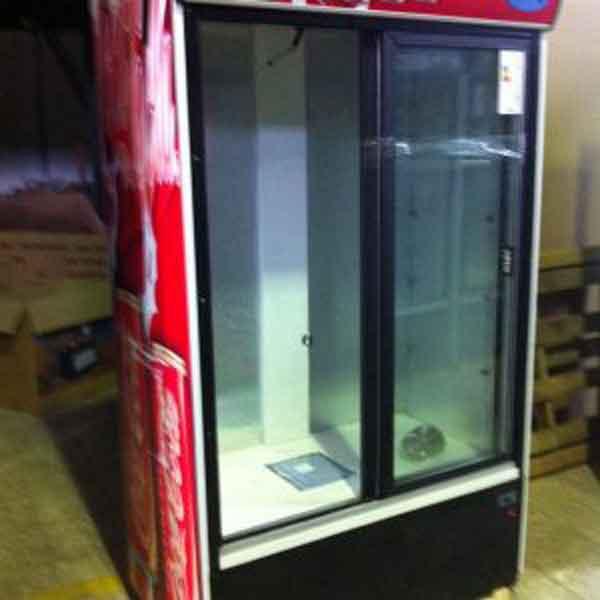 خدمات مجالس - یخچال نوشیدنی دو درب