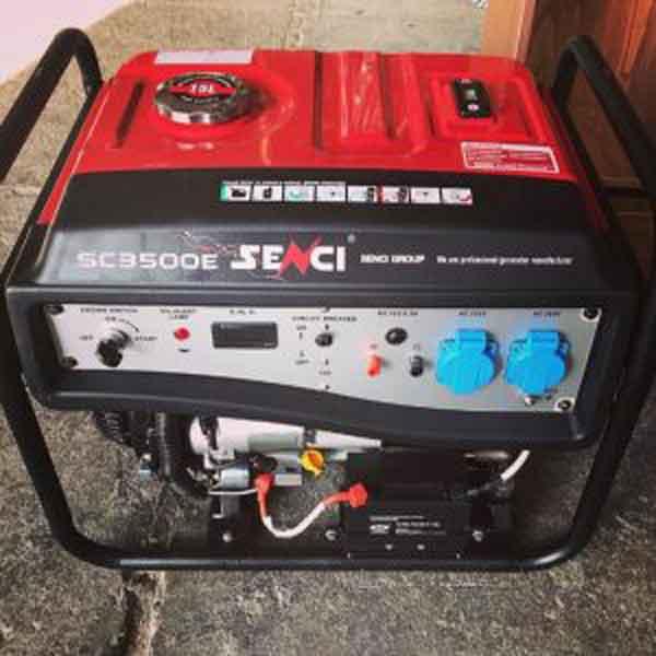 خدمات مجالس - موتور برق ۳۸۰۰