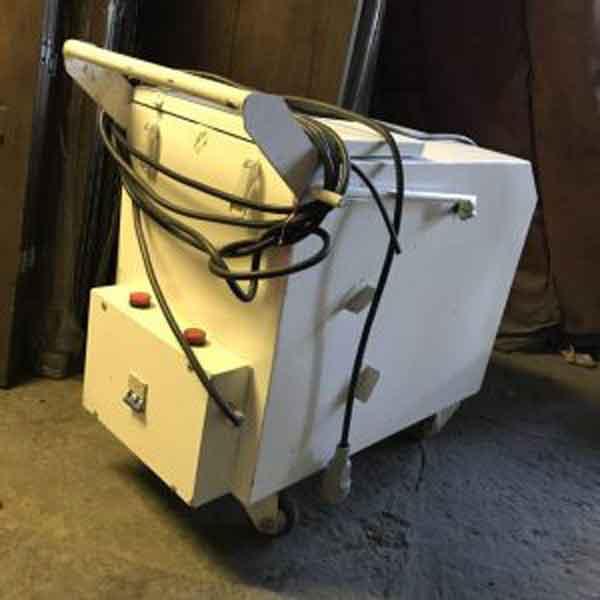 خدمات مجالس -  دستگاه یخ خشک
