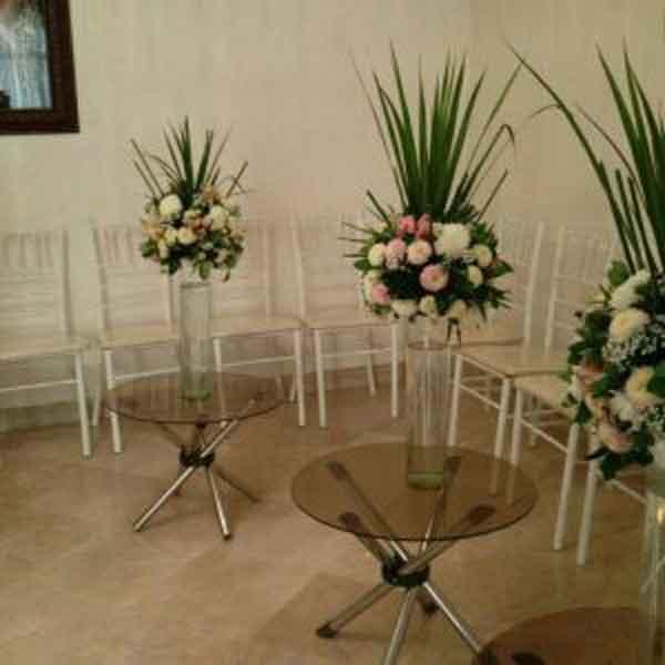 خدمات مجالس - میز عسلی